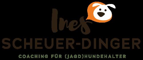 Ines-Scheuer-Dinger-Coaching-Jagdhunde-Logo